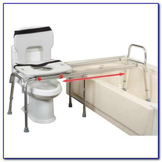 Transfer Bench For Clawfoot Tub