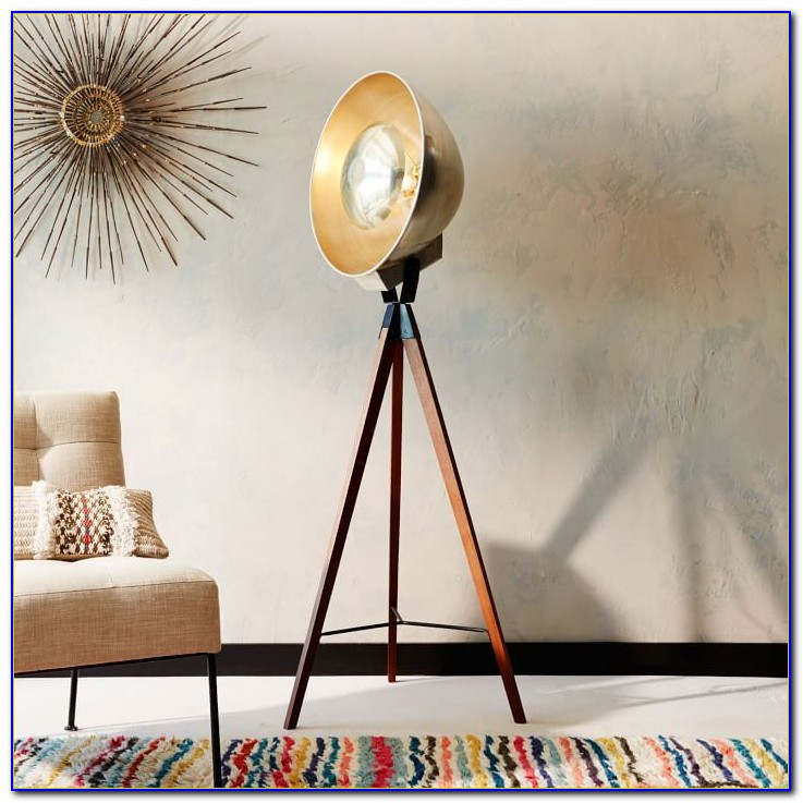 Tripod Studio Floor Lamp Uk