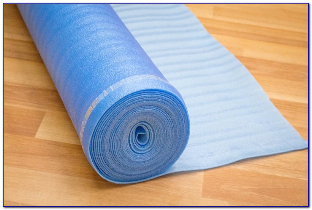 Underlay For Laminate Flooring On Wood