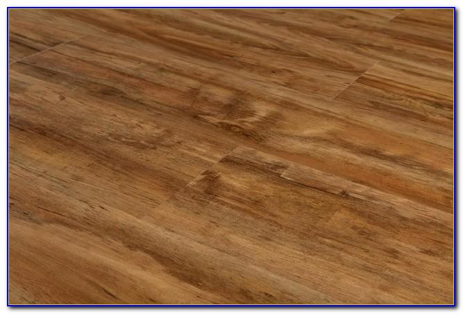 Vinyl Click Lock Plank Flooring