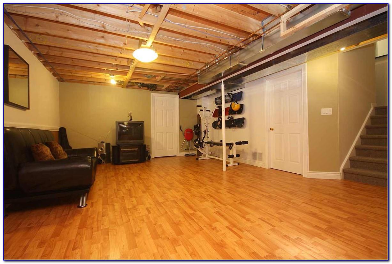 Vinyl Flooring Ideas For Basements