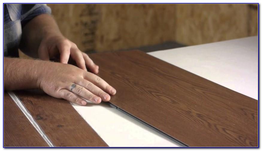 Vinyl Plank Flooring Glue Down Installation