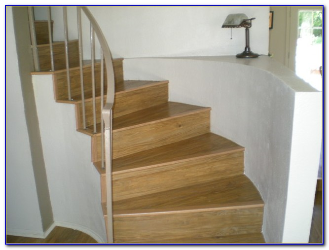Vinyl Plank Flooring Stair Nose