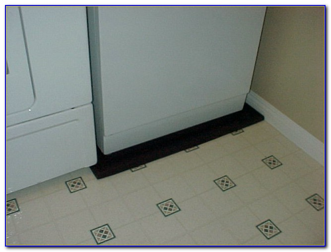 Washing Machine Floor Tray Uk