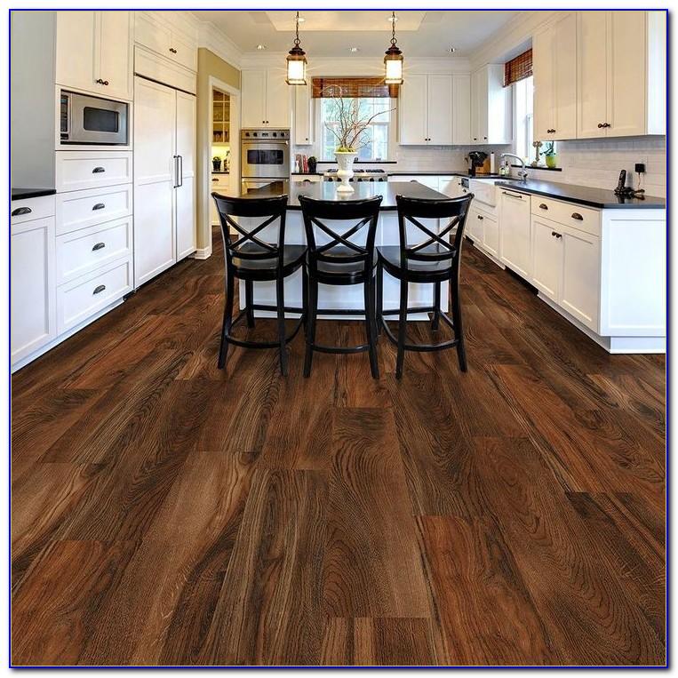 White Vinyl Wood Flooring Planks
