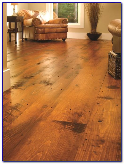 Wide Eastern White Pine Flooring