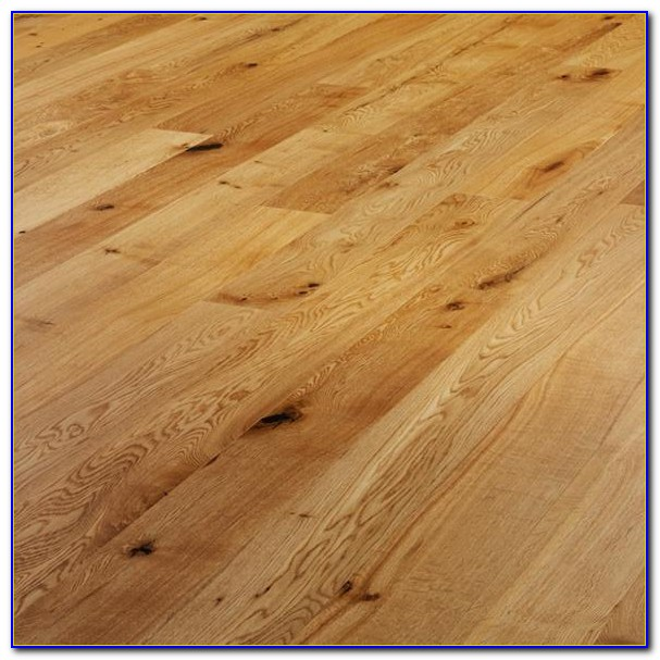 Wide Plank Rustic Engineered Wood Flooring