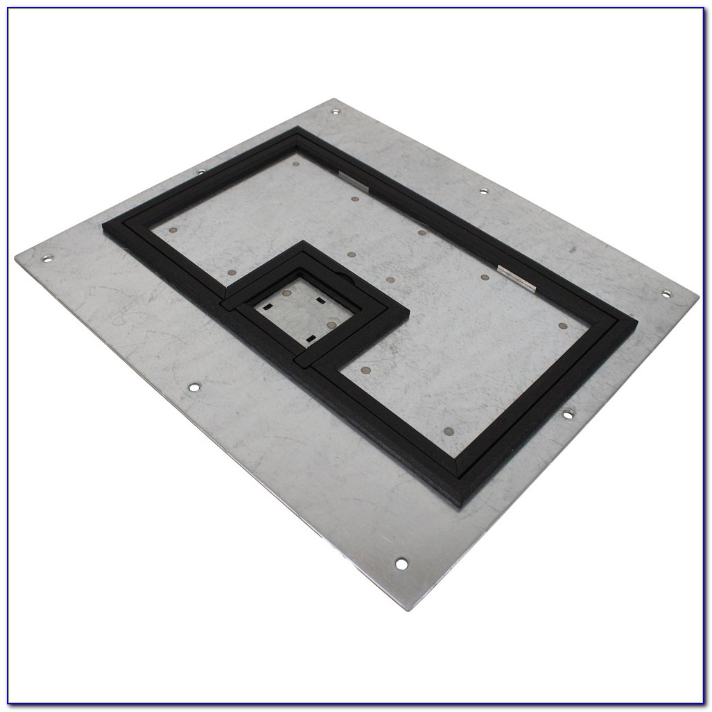 Wiremold Fire Rated Floor Box