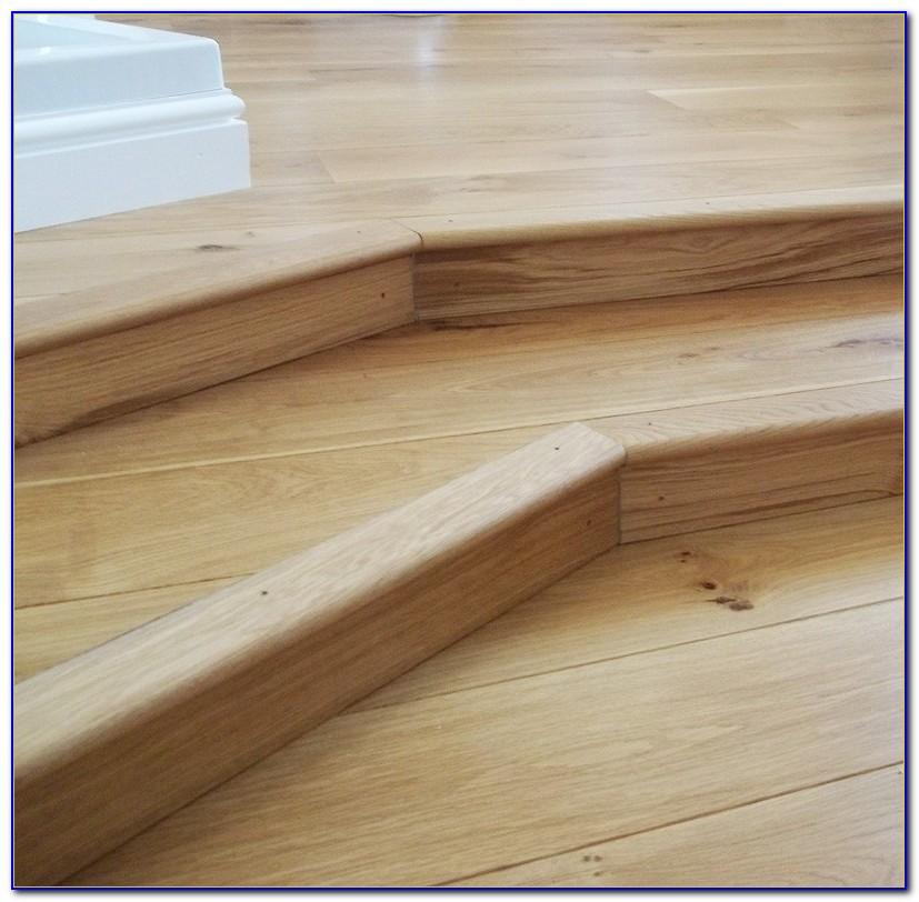 Wood Flooring Stairs Nosing