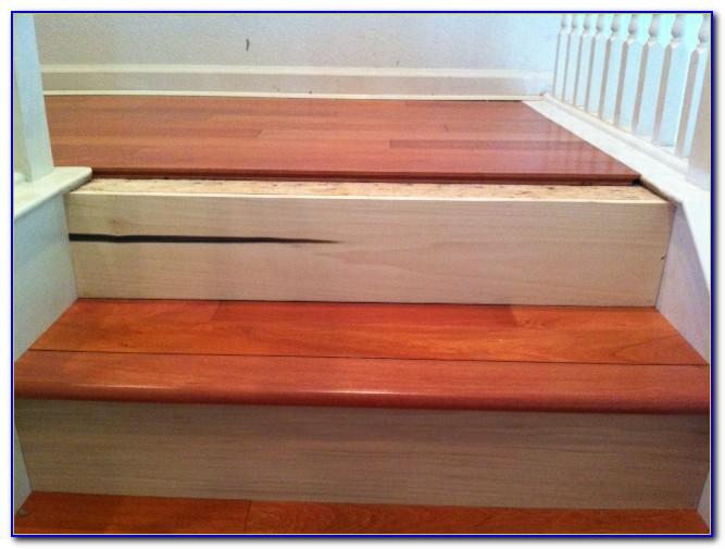 Wood Laminate Stair Nosing