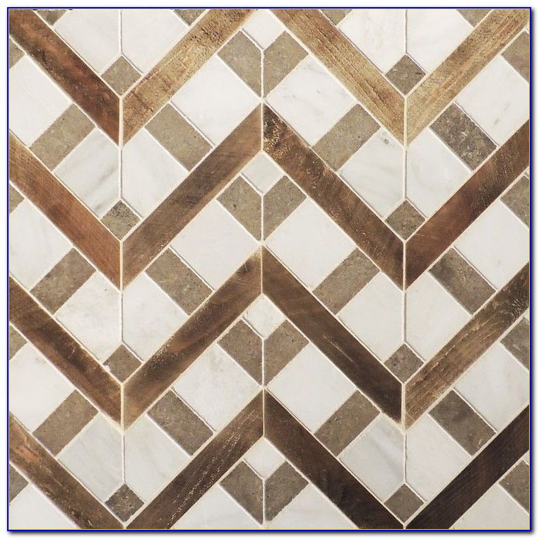 Wood Look Tile Floor Patterns