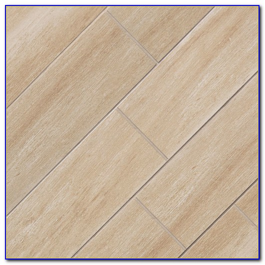 Wood Plank Ceramic Tile Flooring