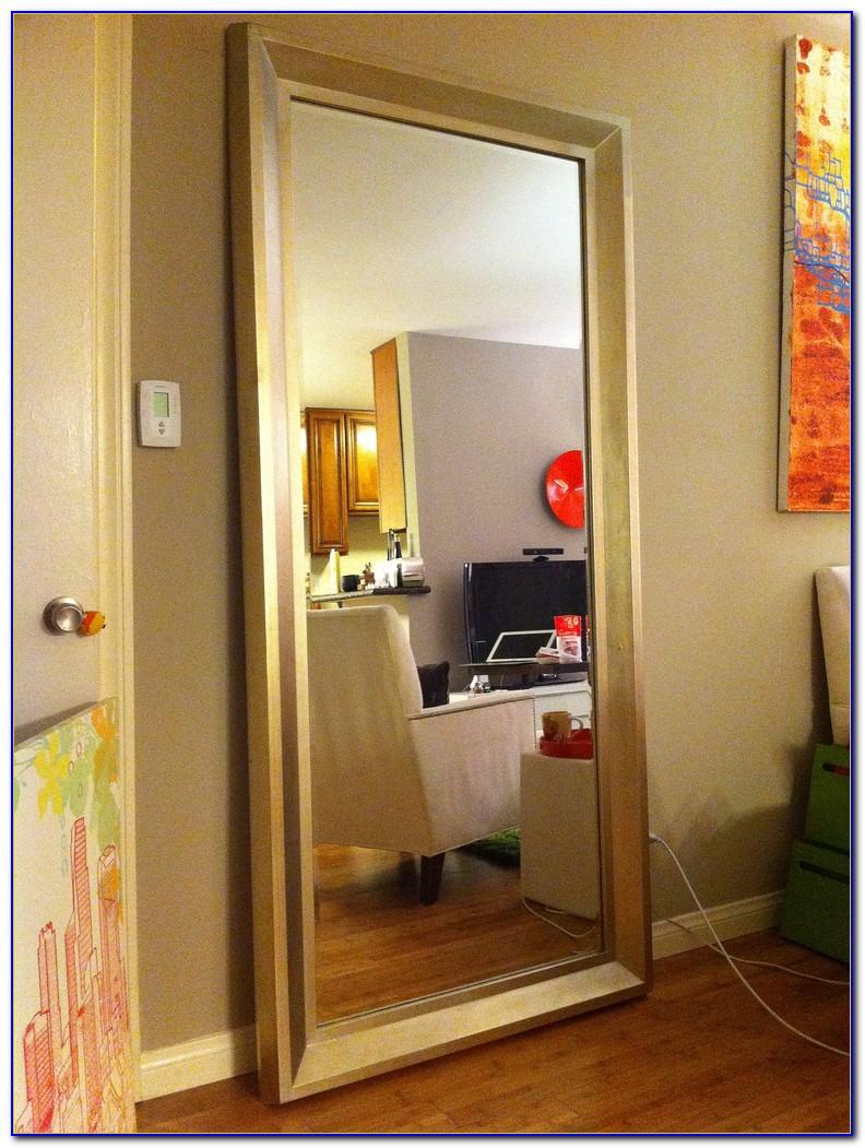 Z Gallerie Harper Floor Mirror