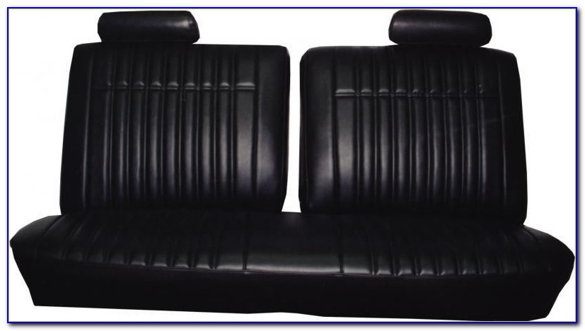 2005 Chevy Impala Bench Seat