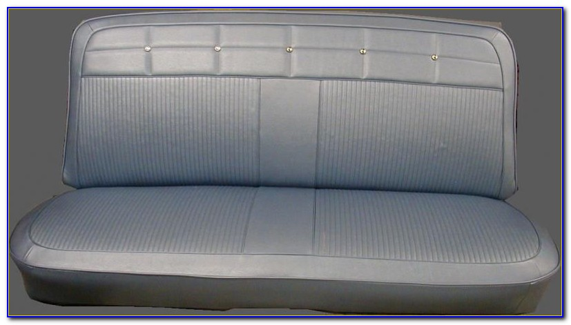 2012 Chevy Impala Bench Seat