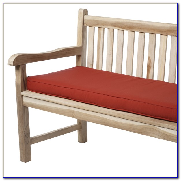 40 Inch Patio Bench Cushion