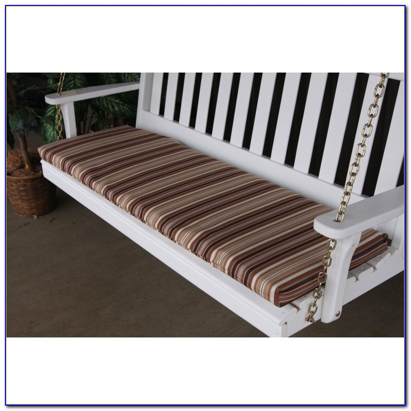 5 Foot Bench Cushion Outdoor