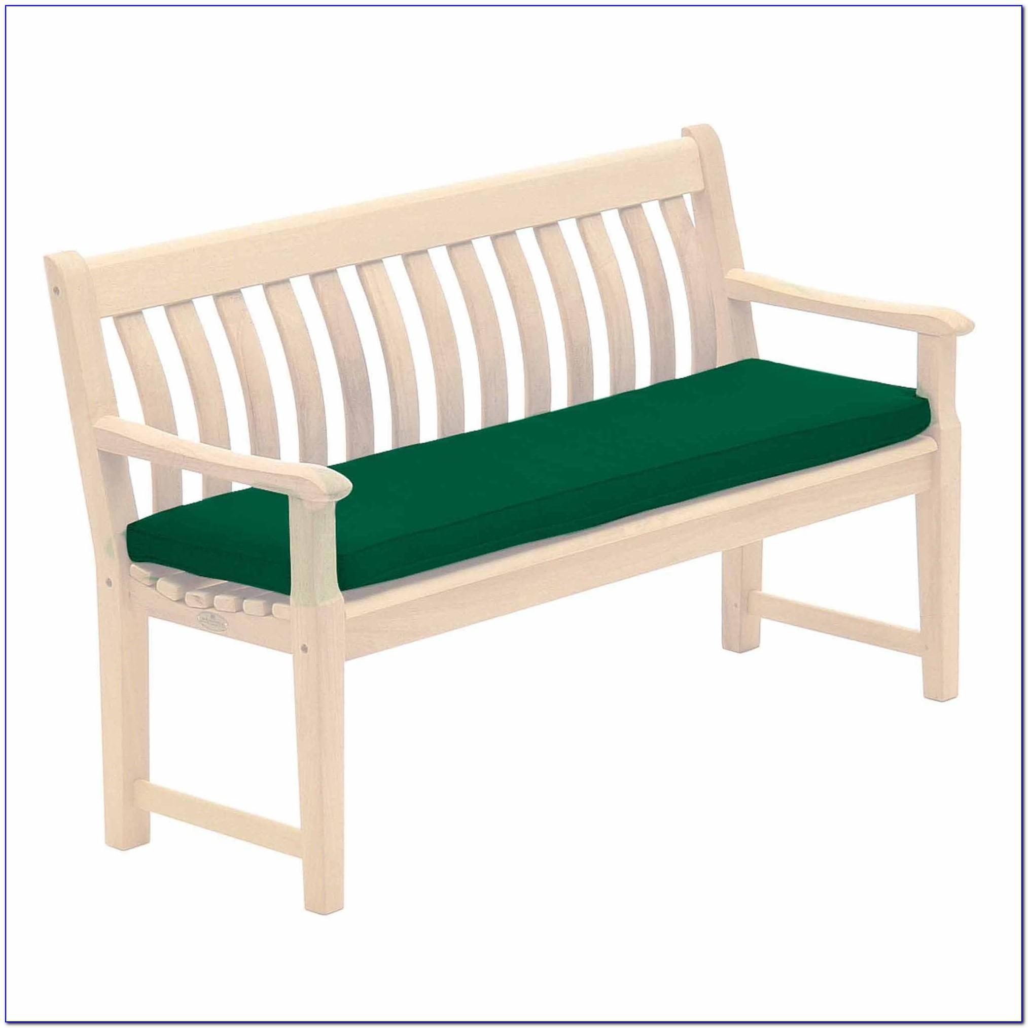 5 Foot Long Bench Cushion