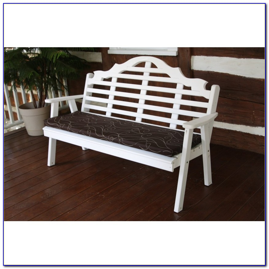 5 Foot Patio Bench Cushion