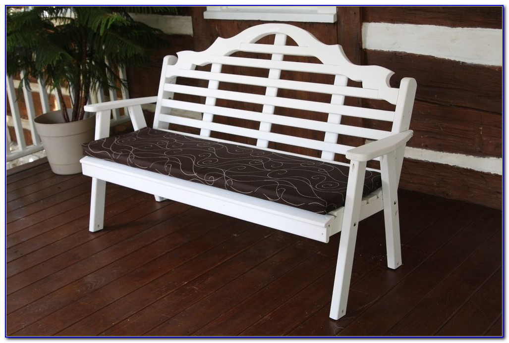 5 Ft Patio Bench Cushion