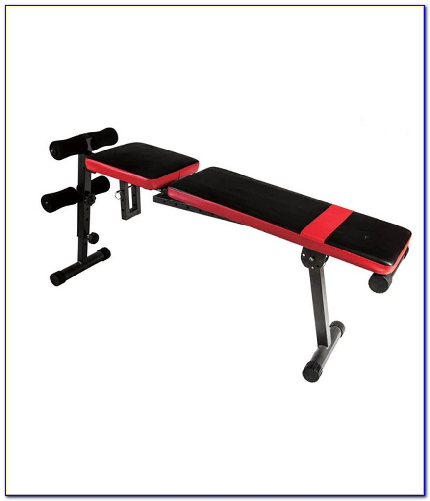 All In One Fitness Bench