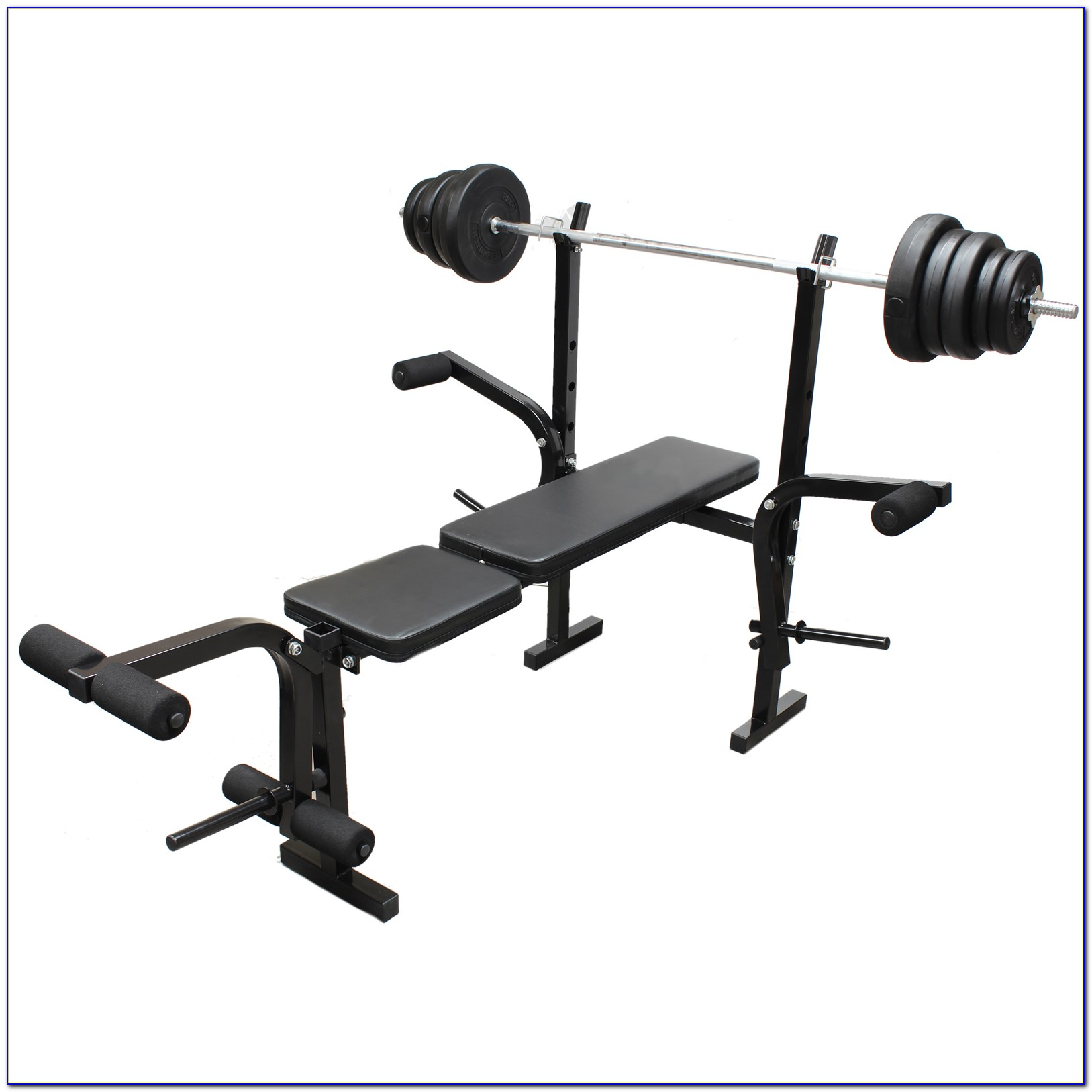 All In One Workout Bench