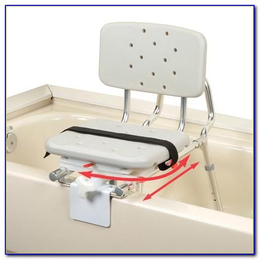 Amazon Sliding Tub Transfer Bench
