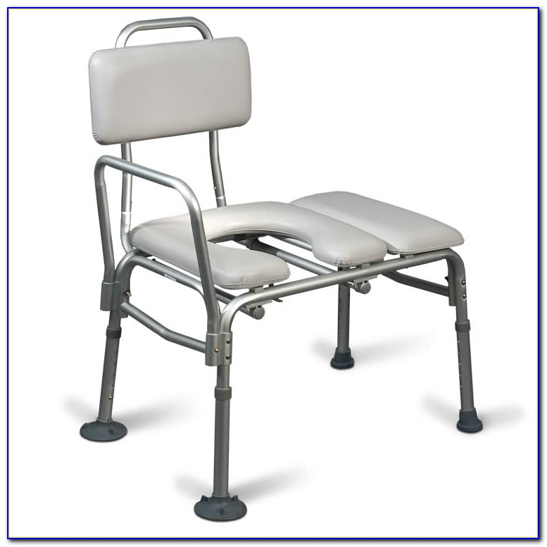 Amg Padded Tub Transfer Bench
