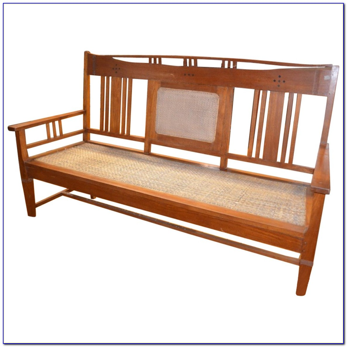 Arts And Crafts Hall Bench