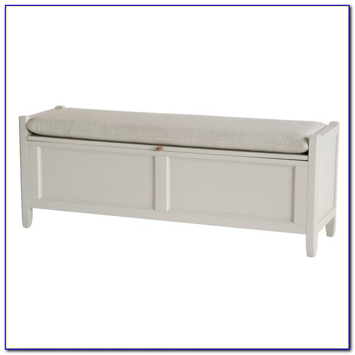 Bed End Benches With Storage