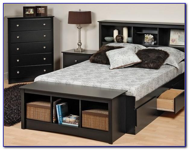 Bed Storage Bench Ikea