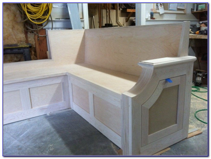 Bench Seating For Kitchen Island