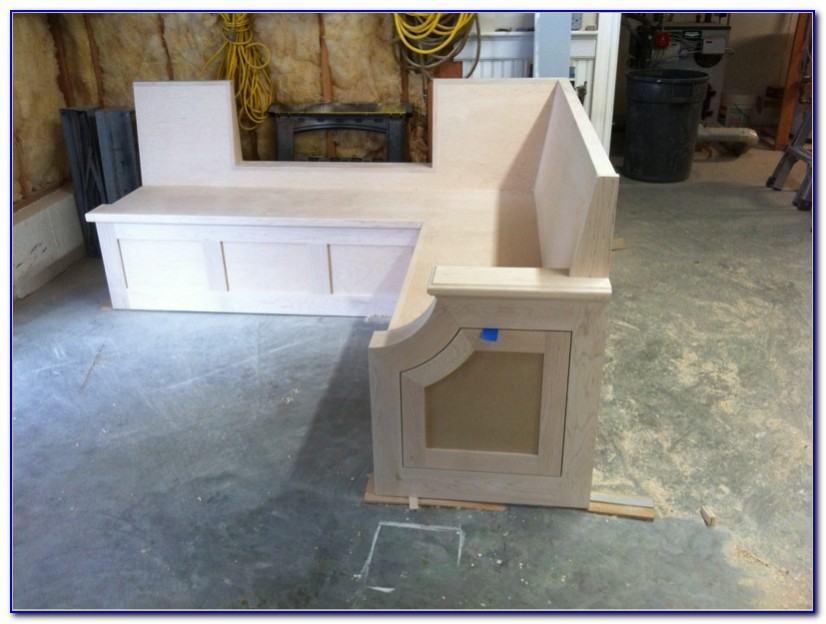 Bench Seating For Kitchen With Storage