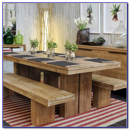 Bench Seats For Dining Table