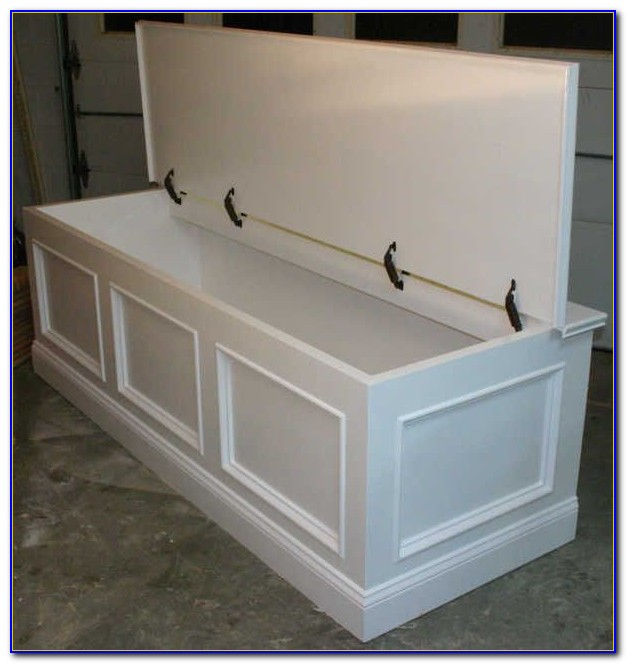 Benches With Storage Underneath
