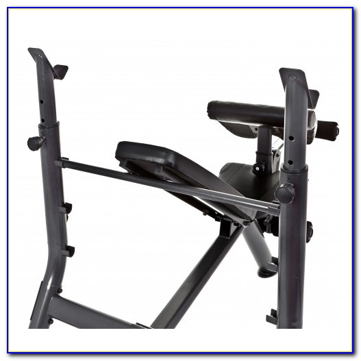 Body Champ Mid Width Weight Bench
