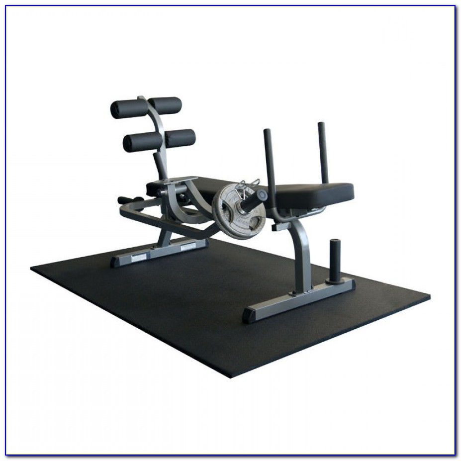 Body Solid Abdominal Bench