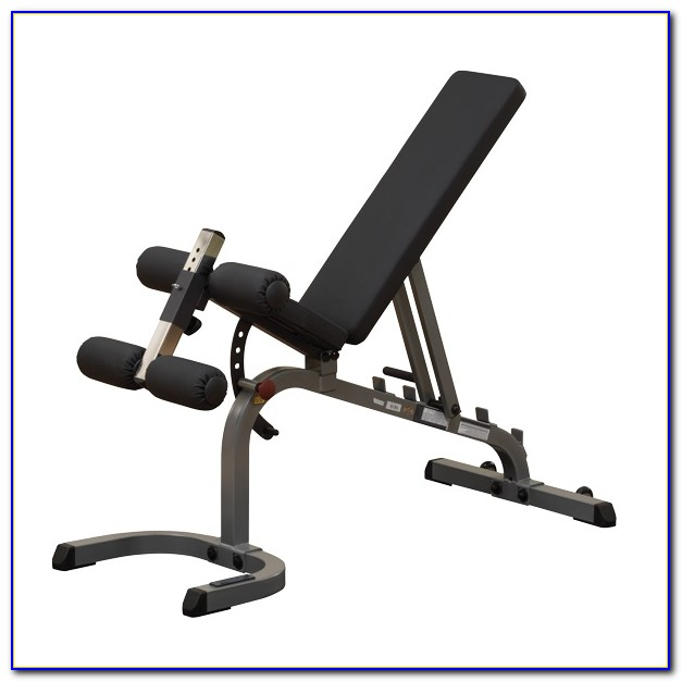 Body Solid Fid 71 Bench