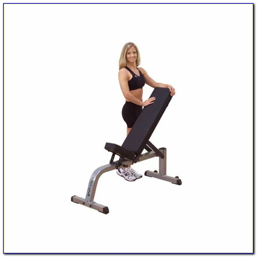 Body Solid Flat Incline Bench Gfi21