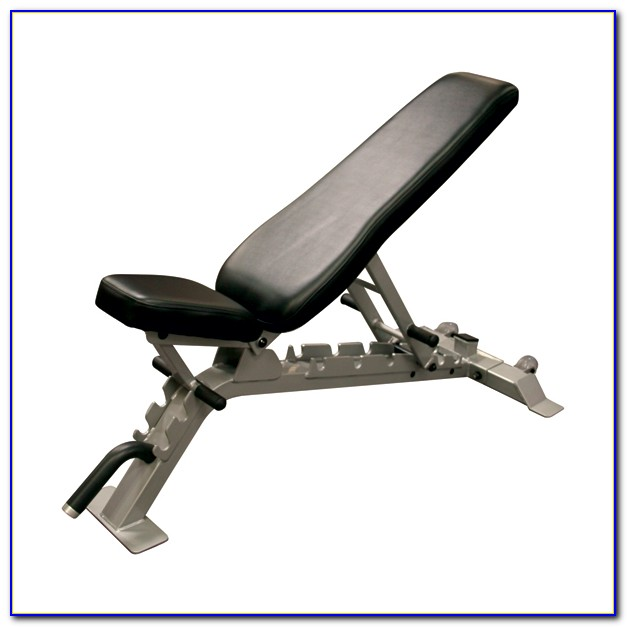 Body Solid Flat Incline Bench