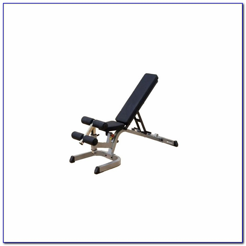 Body Solid Olympic Incline Bench