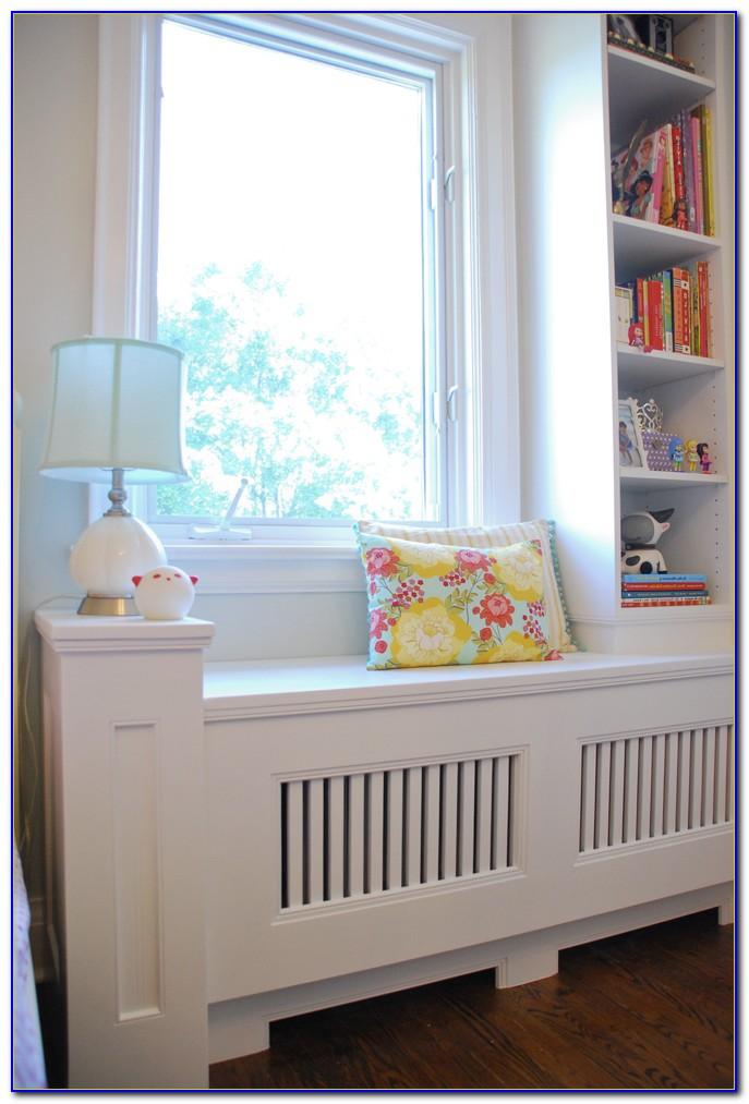 Bookshelf Into Bench Seat