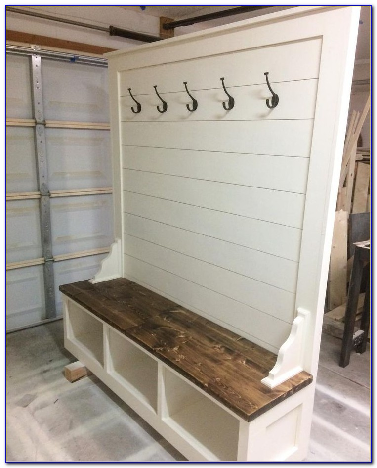 Build A Entryway Bench