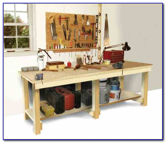 Build A Workbench Kit