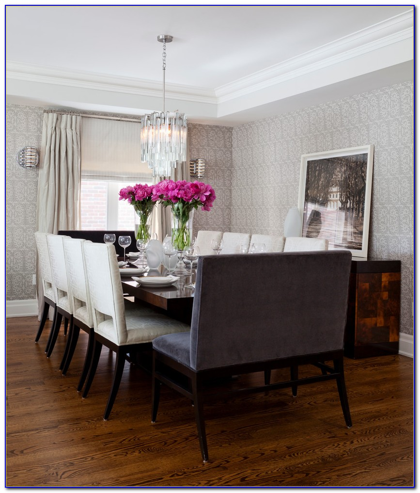 Built In Bench Seating For Dining Room