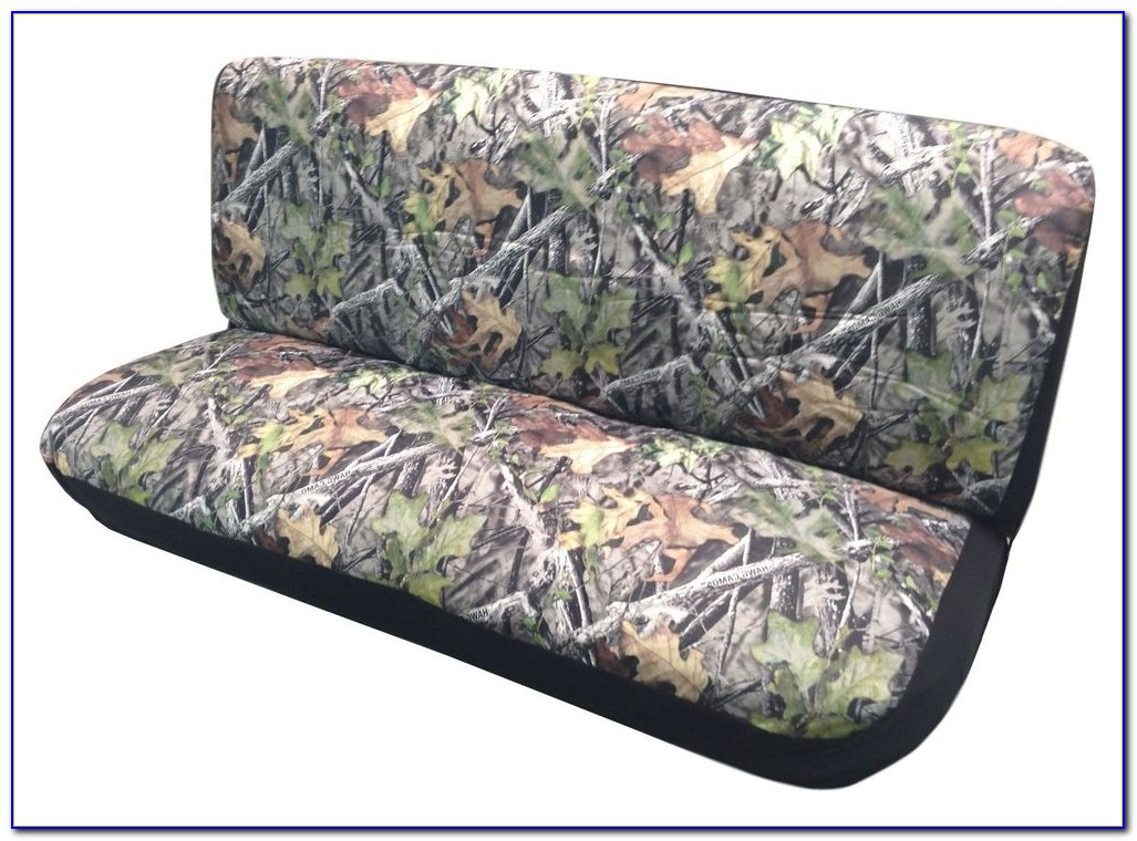 Camo Seat Covers For Bench Seats