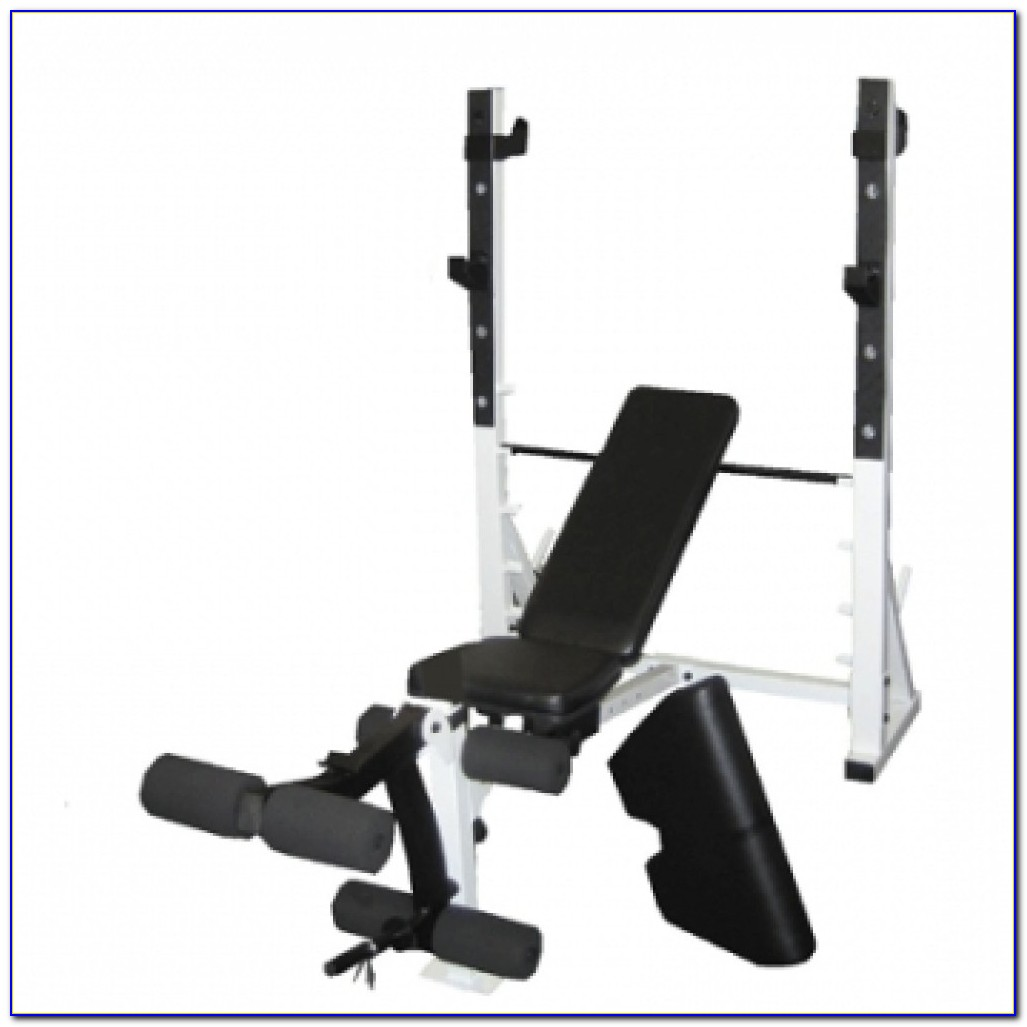 Cap Barbell Mid Width Weight Bench