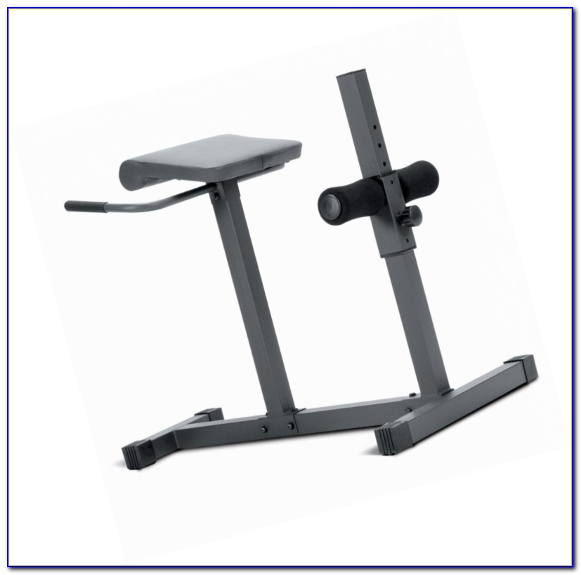 Cap Strength Weight Bench Silver Series