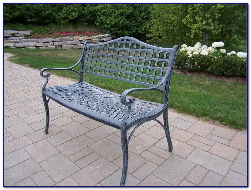 Cast Aluminum Outdoor Furniture Sets