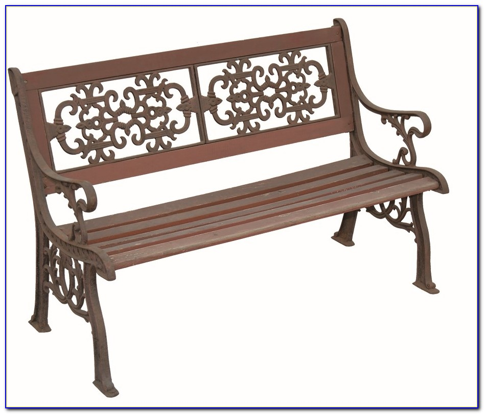 Cast Iron And Wood Garden Bench Uk